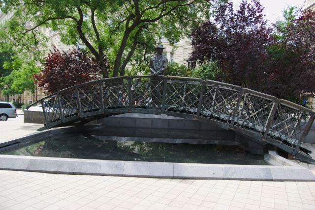 Будапешт, скульптура