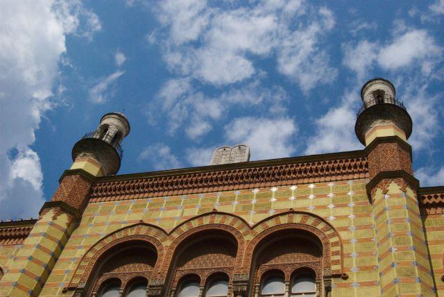 Синагога на улице Румбаш