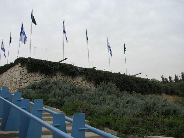 Лестница на экспозицию