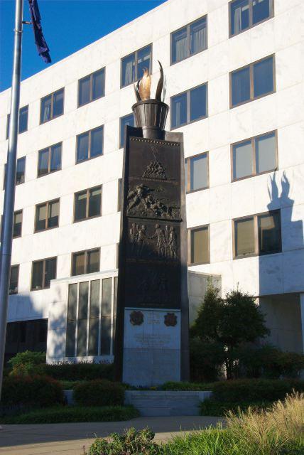 Памятник ветеранам всех войн Соединённых Штатов с 1776 по 1976 год