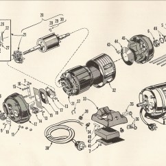 Capacitor Start Motor Wiring Diagram Craftsman 2001 Audi A6 115.6962 Restoration [part 2] – Michael Parrish Blog