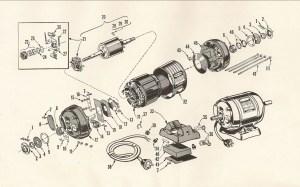 Craftsman 1156962 Motor Restoration [part 1] – Michael Parrish Blog