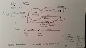 Craftsman 1156962 Motor Restoration [part 2] – Michael