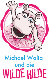 Logo Bauchredner Michael Walta