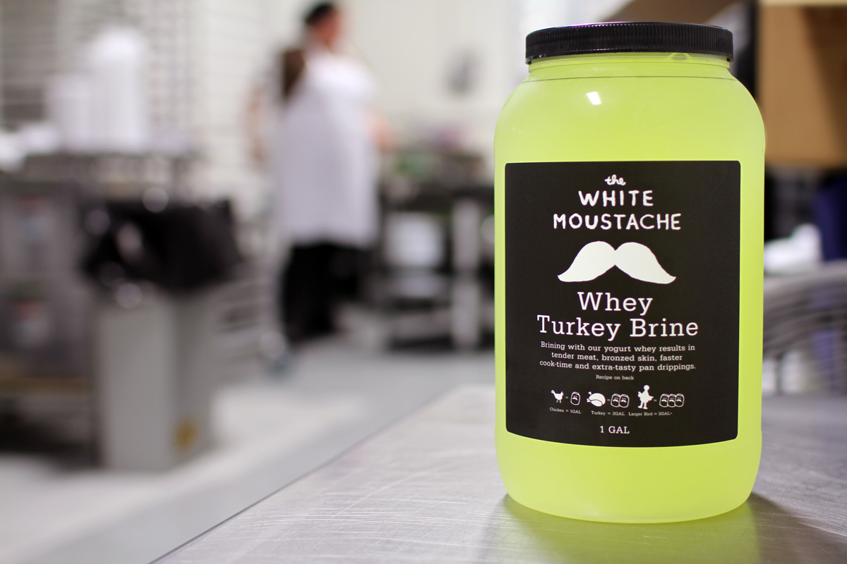 White Moustache Turkey Brine