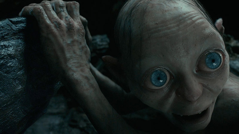 Is it Smeagol or Gollum?