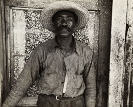 Arkansas Sharecropper, 1935.