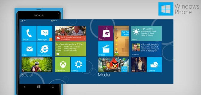 From iphone to Windows Phone 8: An Introduction