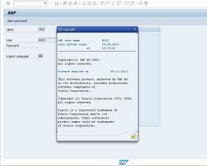 SAP - Looks Promising!