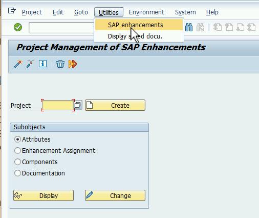 SAP Quick Tip: Finding SAP User Exits - Michael Romaniello