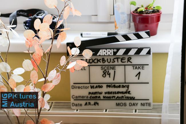 """6D – """"Blockbuster – Das Leben ist ein Film"""" – Drehtag 13; Presse- & Set-Fotografie/Indoor"""