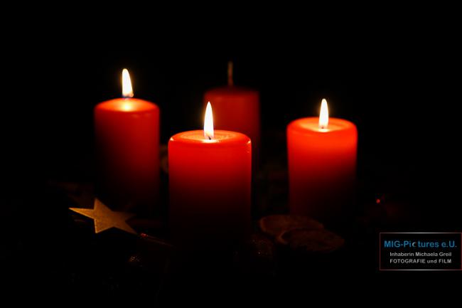 Fb: Adventzeit spirituell erleben. – Impuls-Reihe Teil 4 – Lange Nacht der Kirchen