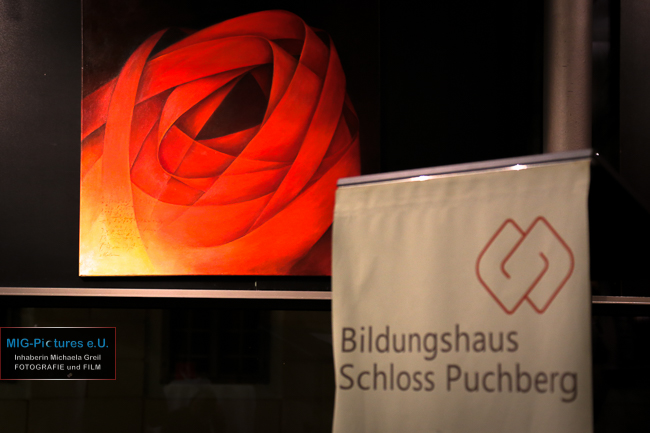 6D – General Release: Event- & Pressefotos: Eva Meloun – Vernissage Puchberg/Wels