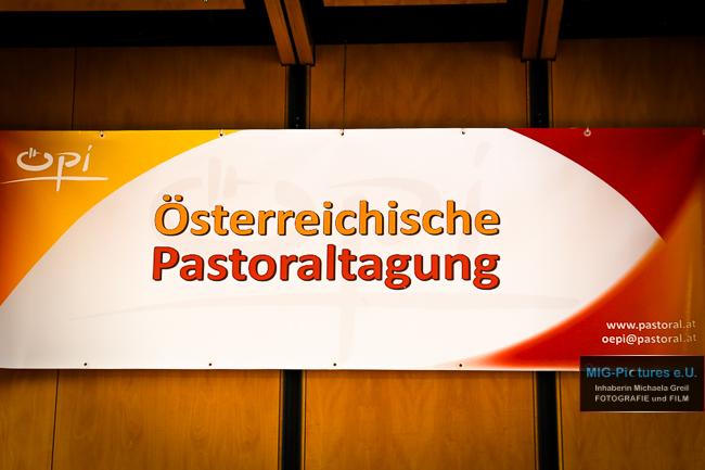 6D – Picture Release: 75. Österr. Pastoraltagung (ÖPT) 2015 – St. Virgil/Salzburg