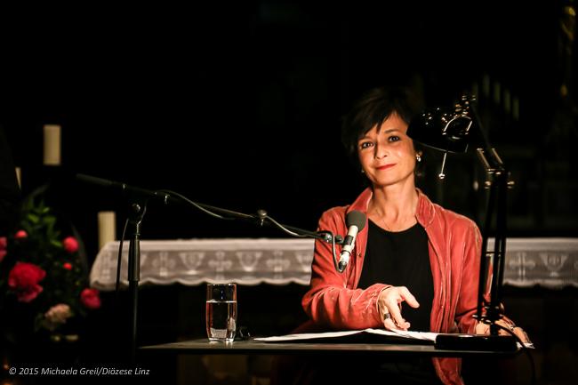 Fb: Lange Nacht der Kirchen 2015 – Rückblick Teil 2 #langenachtOOE – Facts, Links und Fotos – u. a. mit @Katharina Stemberger