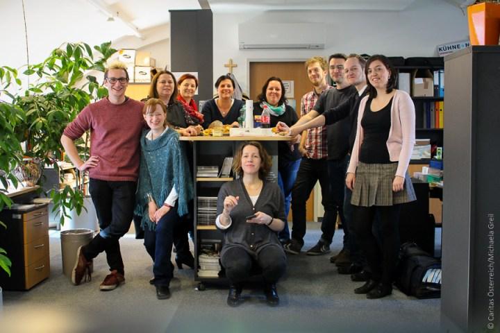 6D/700D/Fb/Artikel: Mit Distanz zurück geblickt… Teilzeit-Volontariat/Praktikum in der Kommunikationsabteilung der Caritas Österreich in Wien