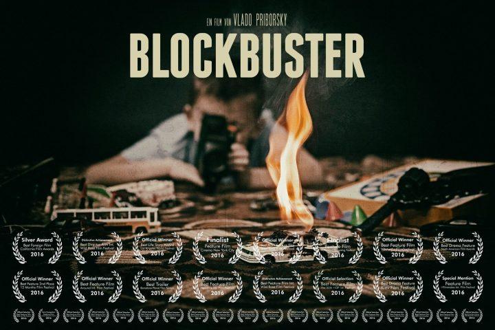 """Sozialprojekt aus Österreich zieht Filmfestival Bilanz 2016: 12 Auszeichnungen für """"Blockbuster – Das Leben ist ein Film"""" zugunsten der St. Anna Kinderkrebsforschung"""