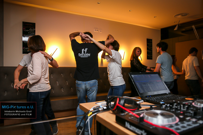6D – General Picture Release: 1. Salsa Night in der Café-Bar 2weistein, Lichtenberg bei Linz, 4.2.2017 – Presse- & Veranstaltungsfotografie für Sabor Latino – Der Linzer Salsa Club