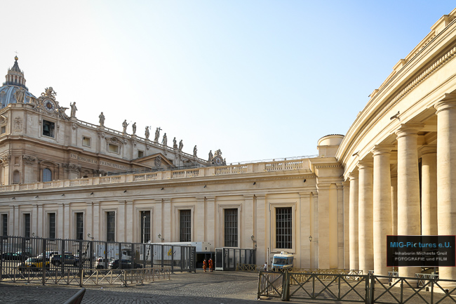 6D/Fb: #eurotours2017 – Tag der verborgenen Pforten: Campo Santo Teutonico & Vatikanische Apostolische Bibliothek – Italien – Welt der Frau & Kurier – #FRAUEN #digitaleKIRCHE #vatikanischeMedienreform, #Digitalisierung #Recherche