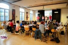 """Fotografie für das KidsZentrum TURBINe: Benefizveranstaltung """"Kumm TURBINe"""", Pfarrzentrum Marcel Callo Linz-Auwiesen/OÖ, 15.6.2018, Nr. 10; Foto: © 2018 Michaela Greil/MIG-Pictures e.U."""