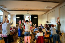 """Fotografie für das KidsZentrum TURBINe: Benefizveranstaltung """"Kumm TURBINe"""", Pfarrzentrum Marcel Callo Linz-Auwiesen/OÖ, 15.6.2018, Nr. 15; Foto: © 2018 Michaela Greil/MIG-Pictures e.U."""