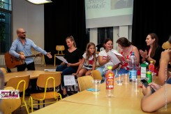 """Fotografie für das KidsZentrum TURBINe: Benefizveranstaltung """"Kumm TURBINe"""", Pfarrzentrum Marcel Callo Linz-Auwiesen/OÖ, 15.6.2018, Nr. 77; Foto: © 2018 Michaela Greil/MIG-Pictures e.U."""