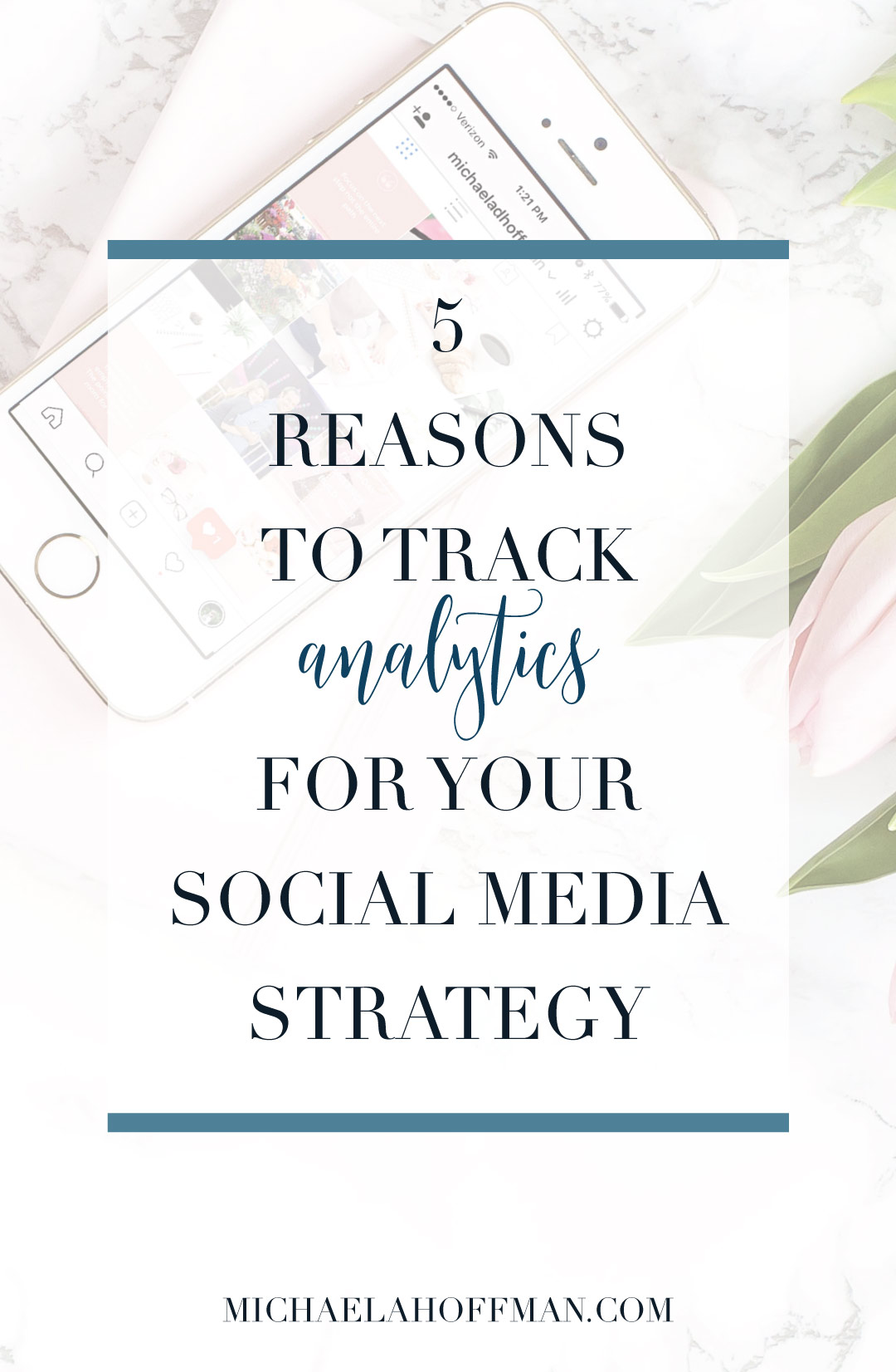 5 reasons to track analytics for your social media strategy