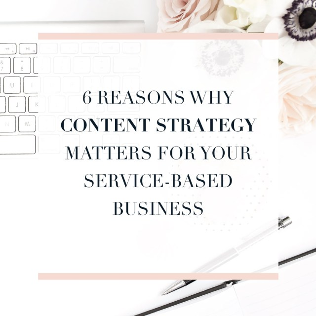Flay Lay office supplies - 6 Reasons Why Content Strategy Matters for Your Service-based Business