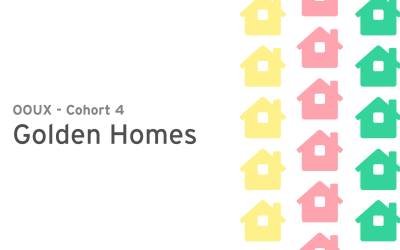 Golden Homes – Object-Oriented User Experience Certification Project