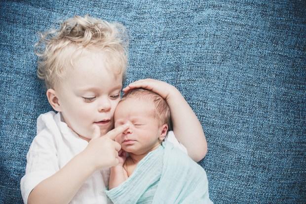 Homestory Newborn Neugeborenenfotos