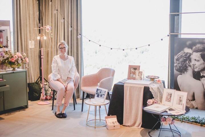 Messestand Michaela Klose Fotografin Hochzeitsmesse 2018