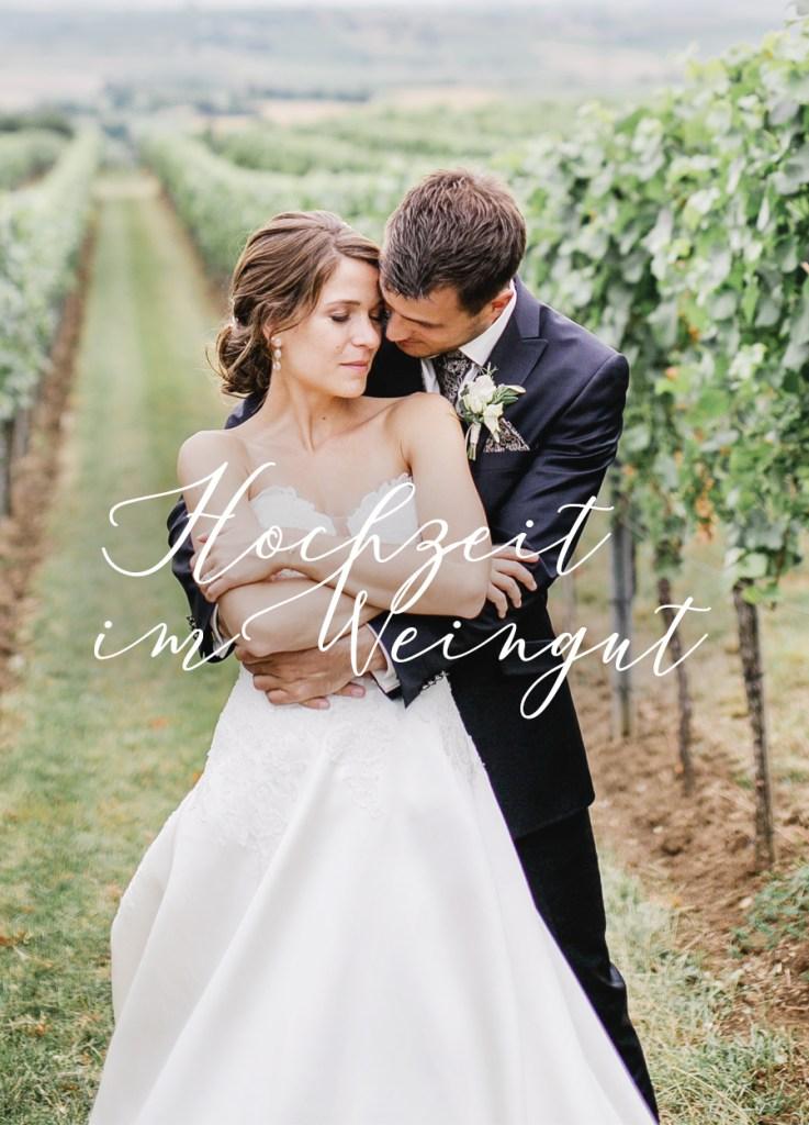 Link zur Hochzeit im Weingut