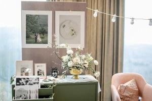 Hochzeitsmesse Blumenbouquets
