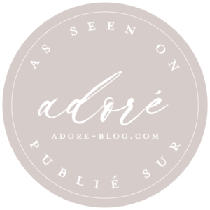 Feature Adore Blogmariage