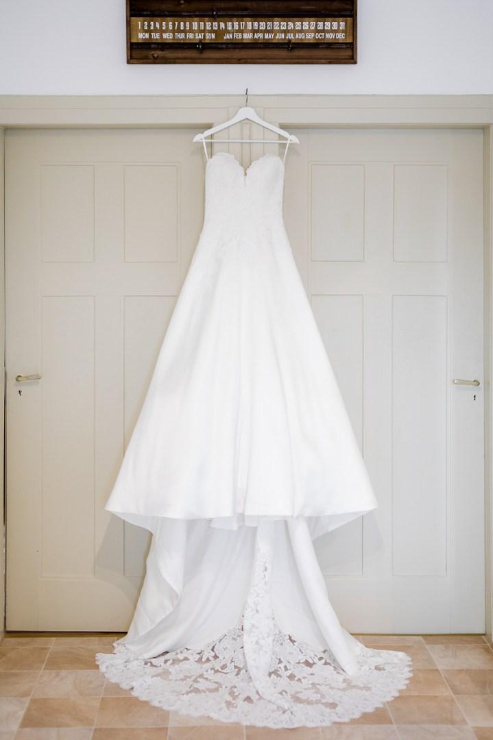 Brautkleid Hochzeitsreportage