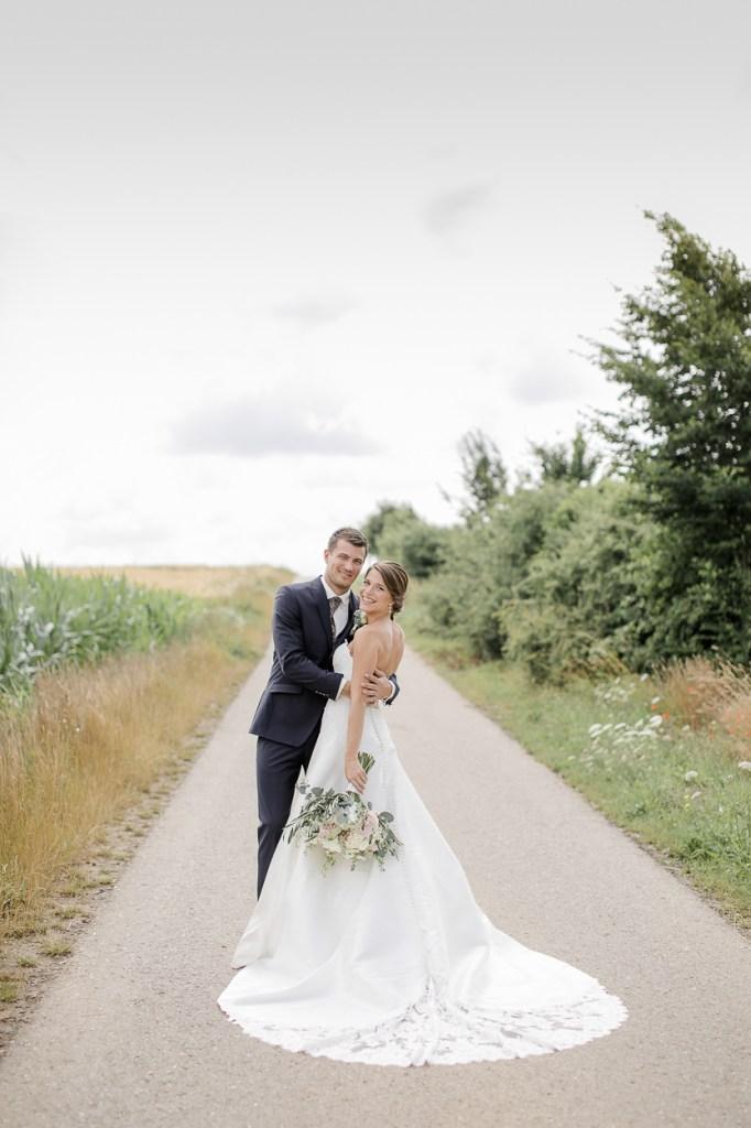 First Look Hochzeit Weingut Ludwigsburg Michaela Klose