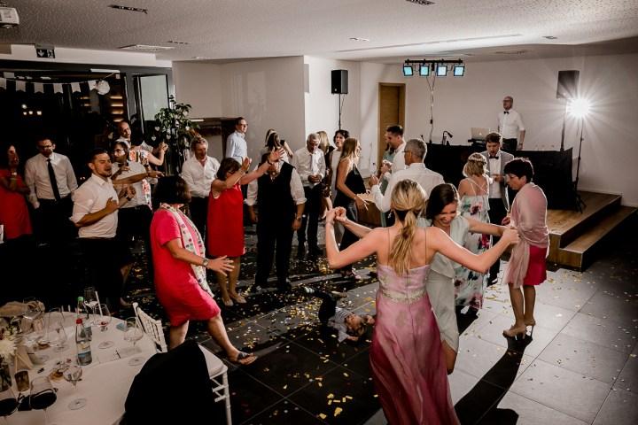 weddingparty Hochzeitsparty