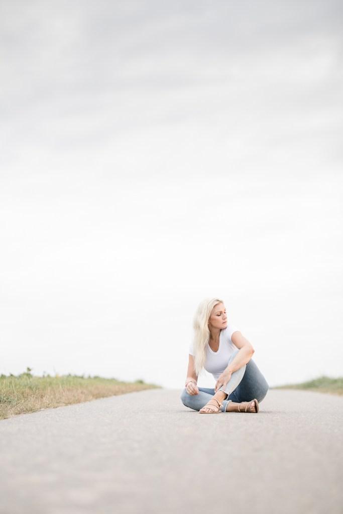Portrait von dir in der Natur Michaela Klose Portraitshooting