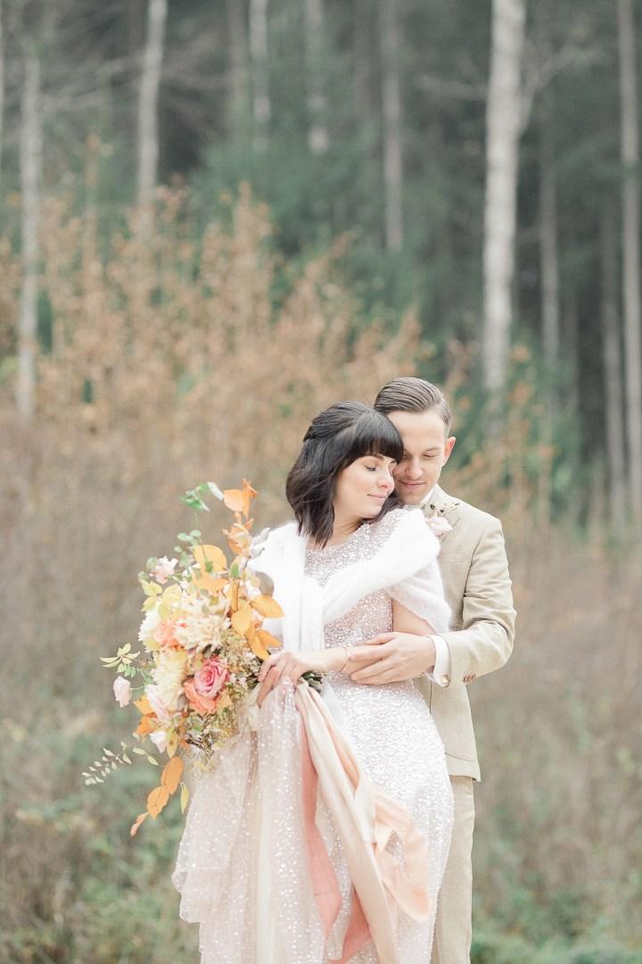 Hochzeit auf Schloss Ehrenfels // Heiraten im Herbst
