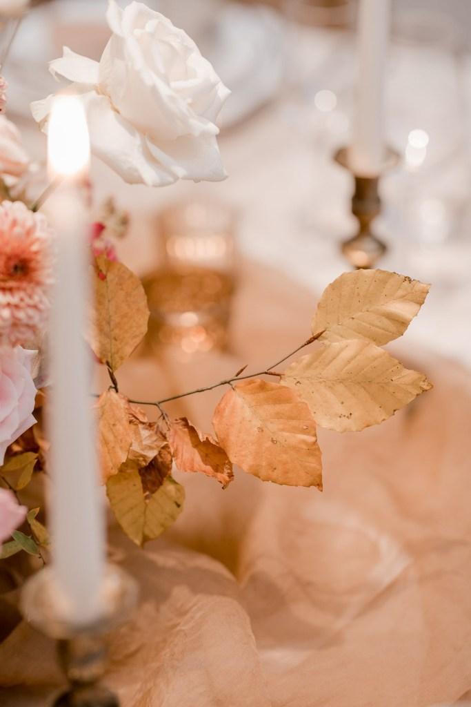 Hochzeit Herbst Schloss Ehrenfels