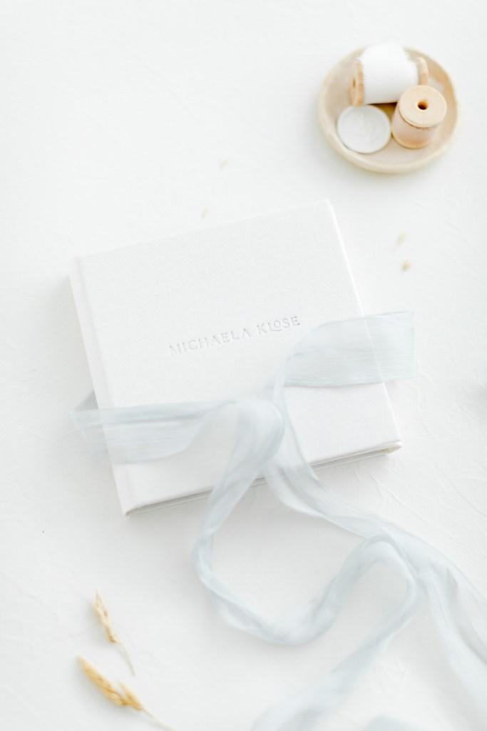 Michaela Klose Hochzeitsfotografin Fotobox Leinen Fotopräsentation