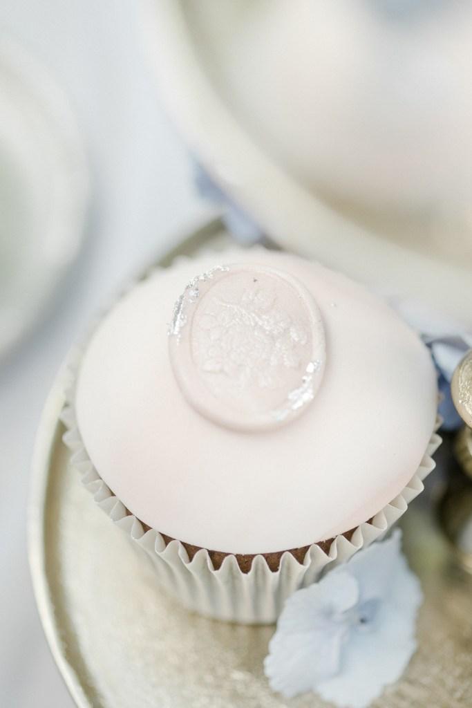 Cupcaked mit Siegel