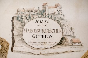Hofgut Maisenburg Karte