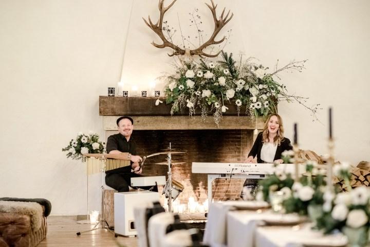 Musikalische Begleitung zur Hochzeit