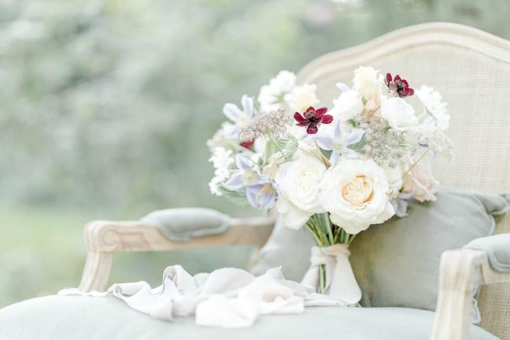 Fine Art Hochzeitsfotograf Pfalzhochzeit Brautstrauß