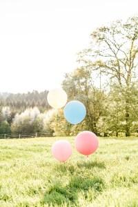 Ballondeko Hochzeit
