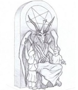 Oklahoma Satan Monument