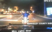 Officer Takes Down Speeding Biker And Ends His Life (Video)