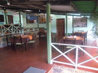 casa loma dining area