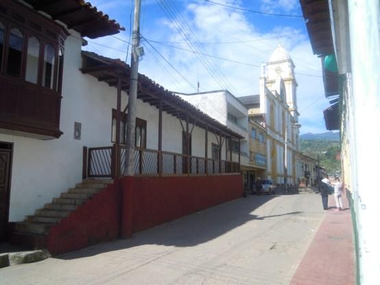 church Miraflores